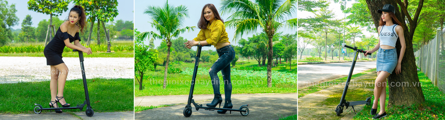 Xe Electric Scooter Kinoway KV980L 5inh